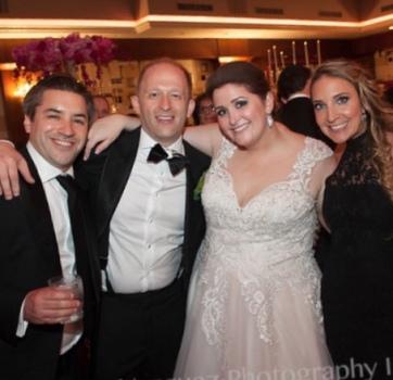 tara wedding